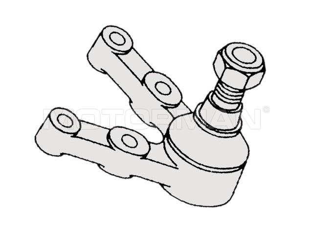 Ball Joint  43330-87581