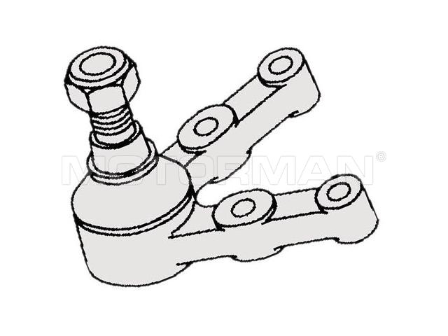 Ball Joint 43340-87581