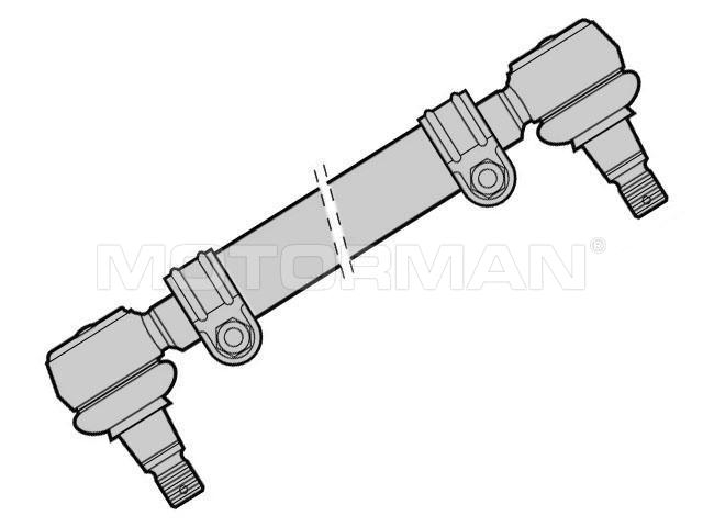 Tie Rod Assembly N 8522