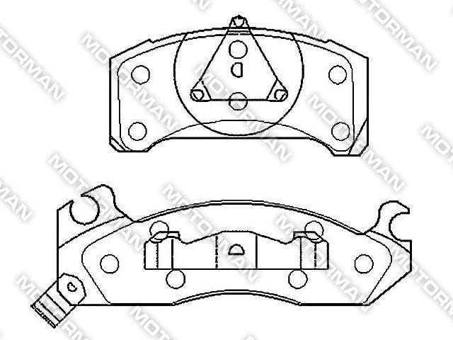Auto Brake Disc Pad Cylinder Shoe Clutch Master Slave Cylinder